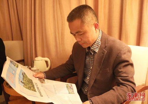 福建省两会代表委员热议东南网茉莉花系列报道