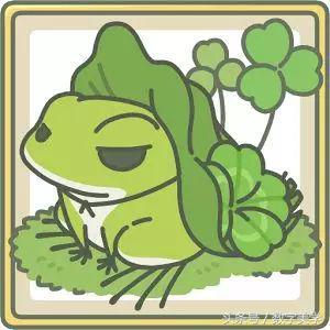 蛙蛙大眼睛,绿皮肤,样貌很可爱,但是却丝毫没有任何表情.