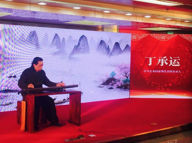 湖北艺术家丁承运入选中国非遗年度人物