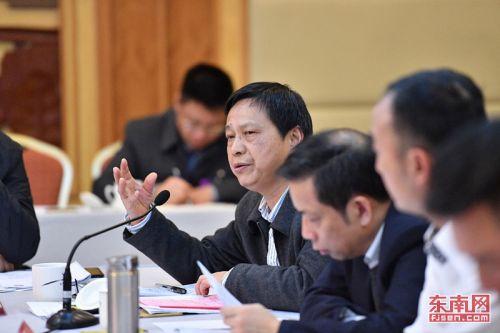 福建省人大代表:四链融合 加快建设创新型省份