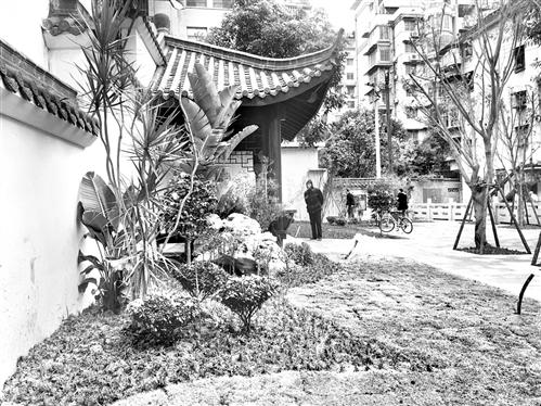 福州增加公园古典式多个文化尽显当地厨房底设计图家装串珠20平图片