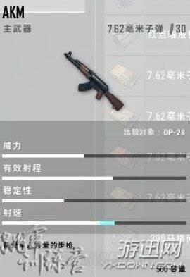 绝地求生DP28好用吗DP28伤害 弹道解析及使用技巧