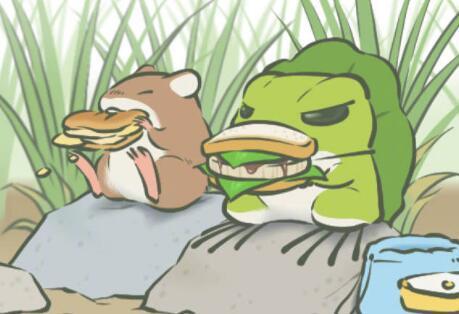 ca88亚洲城手机版下载_旅行青蛙是丈夫不是儿子?网友:青蛙寄回来的照片全是出轨证据?