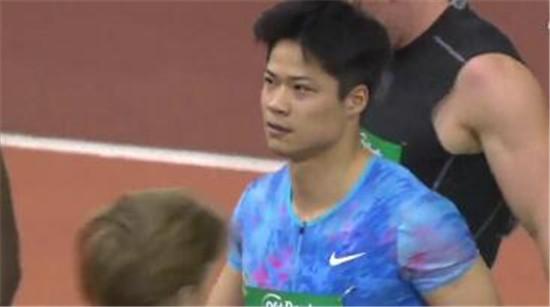 苏炳添跑出6秒43自己都吃惊了 三天内两破亚洲纪录!