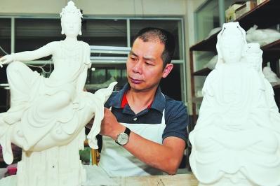 模式再造 瓷艺升级——透视德化陶瓷文化产业转型之路