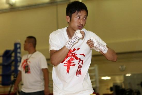 邹市明当选拳协执委:望中国拳击更好 愿贡献一切