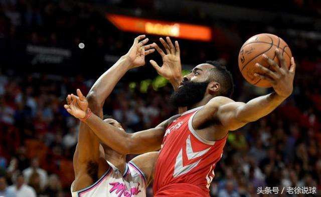 哈登冲击MVP,火箭开启夺冠之路,但是周琦的NBA赛季却已经结束!