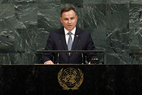 """法媒:波兰颁布""""大屠杀""""法律引争议 与美以关系紧张"""