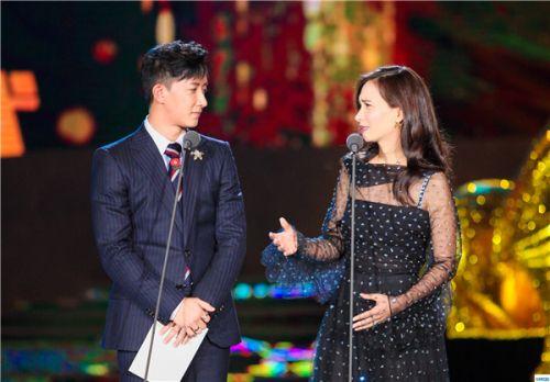 韩庚和卢靖姗公布恋情!网友调侃八十亿CP是什么意思?