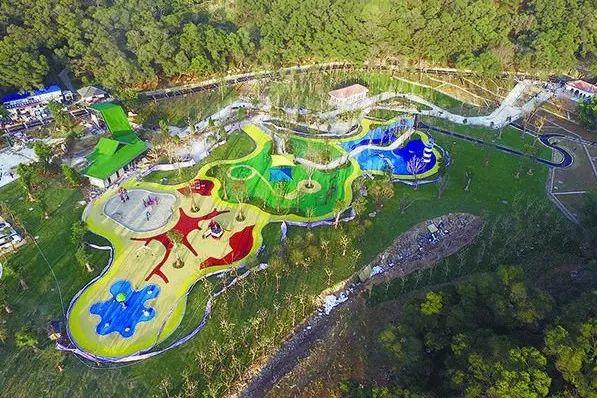 福州12個生態公園齊亮相 春節假期有得玩啦