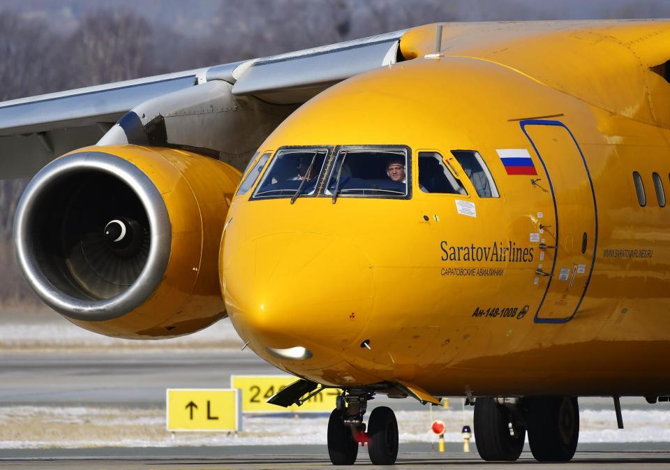 快讯!俄罗斯客机刚刚坠毁!机上71人无生还可能!