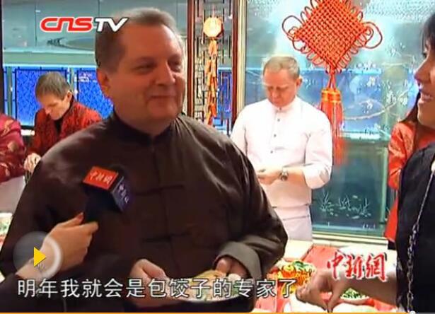 外国人过中国春节有多拼?看完这些服气了!