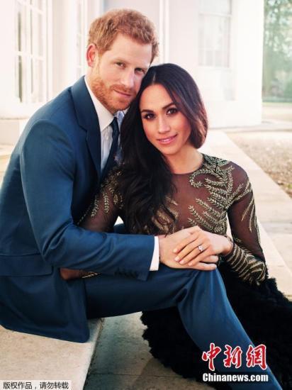 哈里王子婚礼日期选定 与英格兰足总杯决赛同日