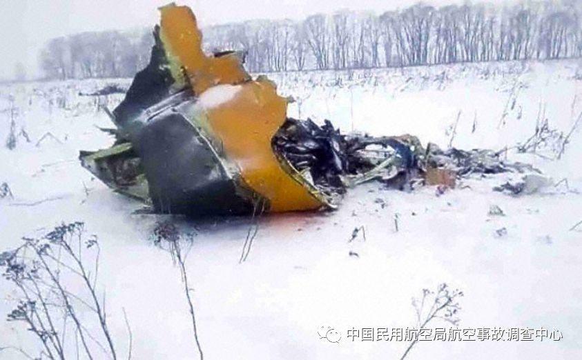 俄罗斯客机坠毁无人生还 所有事故机型将停飞