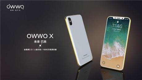 国产千元iPhoneX高调开卖 苹果无可奈何!