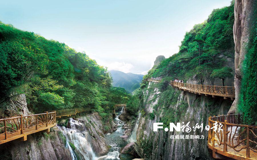 福州永泰开展新春系列旅游活动 赏李花泡温泉品春宴