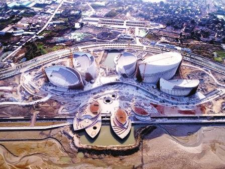 """高博亚洲在线将有本地版""""悉尼歌剧院"""" 海峡文化艺术中心预计今年建成"""