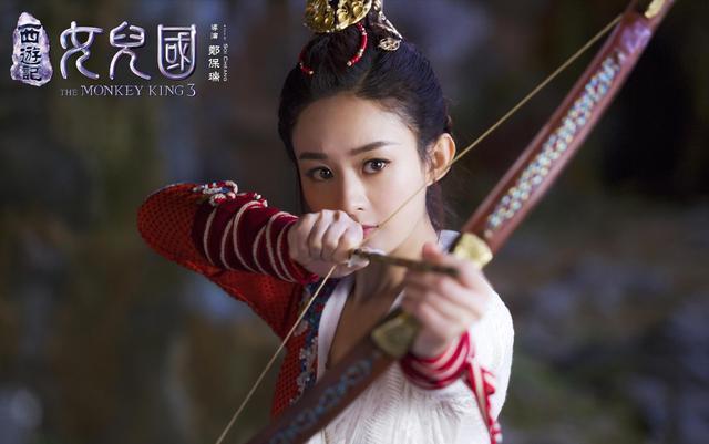 《女儿国》点映票房达到两亿,但是口碑却令赵丽颖喜忧参半