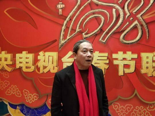 总导演杨东升: 春晚是团队在工作 还要继续努力