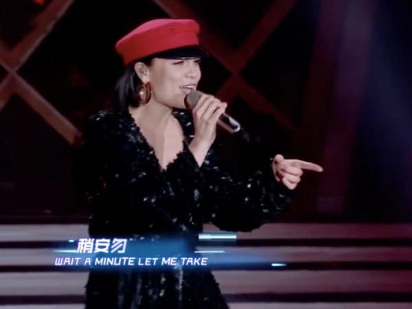 Jessie J拜年喊新年好走音 网友调侃:四川人?