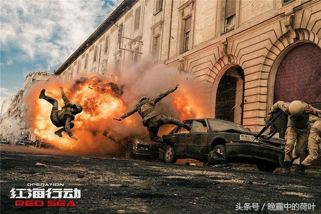 《红海行动》5亿投资没白花,近几年最好看的国产战争片!