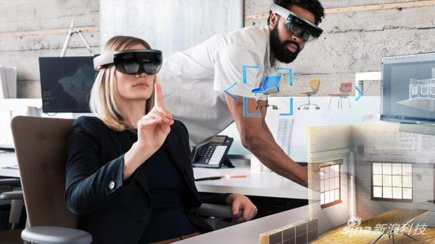 传微软正在研发新HoloLens头显:这次很接地气