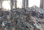 2017年我国累计出口废钢220.3万吨