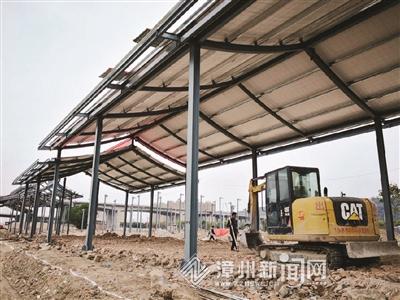 漳州龙海月港海鲜夜市复工 总投资1197万元