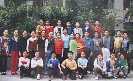 """刘诗诗青涩旧照 和红海行动""""李懂""""的扮演者尹昉是同学"""