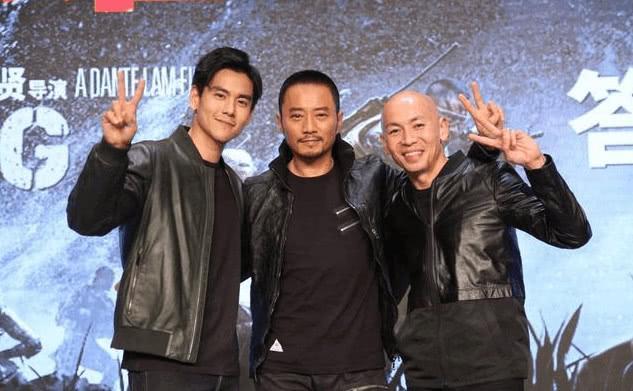 《红海行动》没彭于晏,林超贤终于说出原因,网友:下一部破56亿