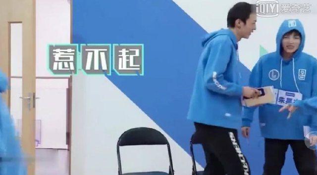 《练习生》小鬼rap最强尤长靖高音最强,网友:抛媚眼蔡徐坤最强