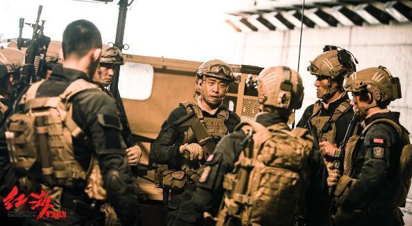 战狼3男女主角曝光, 大反派竟是迪塞尔, 战狼3什么时候上映