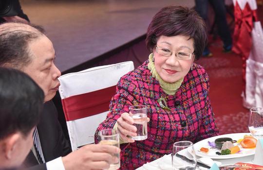"""吕秀莲正式宣布选台北市长 轰柯文哲""""一心想进蔡办"""""""