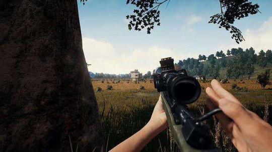 绝地求生:这把武器最受大众玩家喜爱,职业选手为何不敢用?