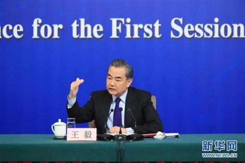 掷地有声!22个关键词看王毅外长纵论中国外交