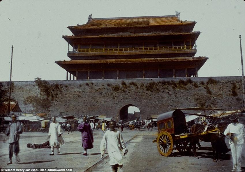 百年历史世界老照片 十九世纪摄影师的环球记录