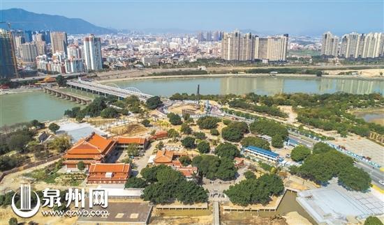 泉州北滨江公园又添新绿 笋江园石笋园计划五月开放