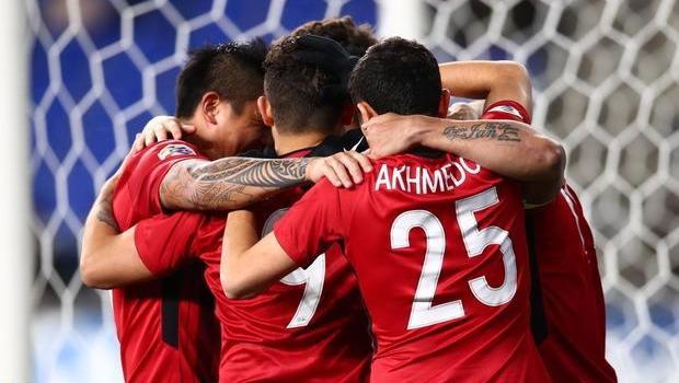 亚冠:埃神推射破门 上港1-0蔚山提前两轮出线