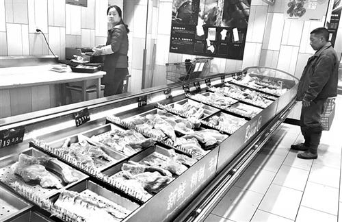 养殖规模扩大 福州生猪收购价环比下跌20%