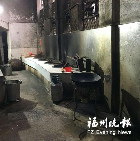 连江多个乡镇设家宴服务中心 全流程管控食品安全