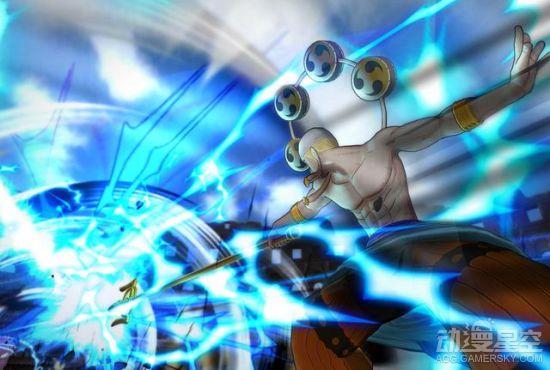 《海贼王》自然系恶魔果实能力者排行 最强者可能是终极boss