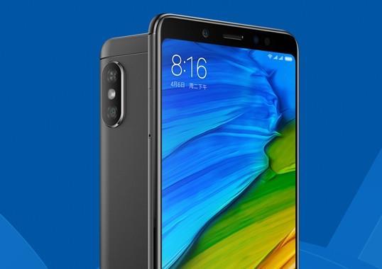 1099元起!红米Note 5首发开卖:官网火速售罄