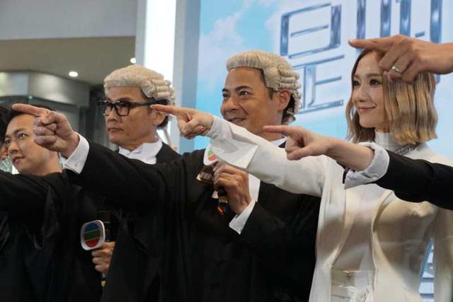 港剧来了!TVB 2018年十余部新剧内地香港同步播出