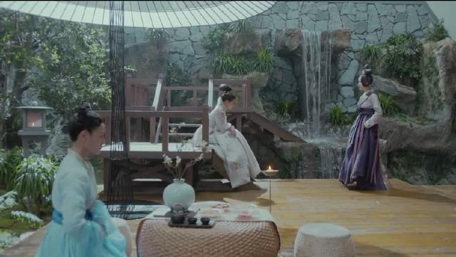 《凤囚凰》秋千为什么只有楚玉一个人玩 原来是容止在对楚玉示爱