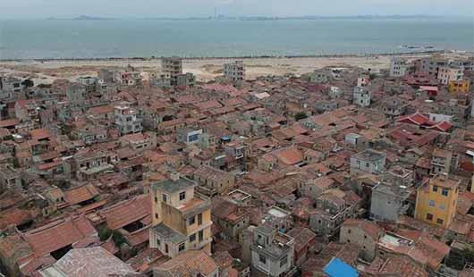 海国文明的古镇——峰尾