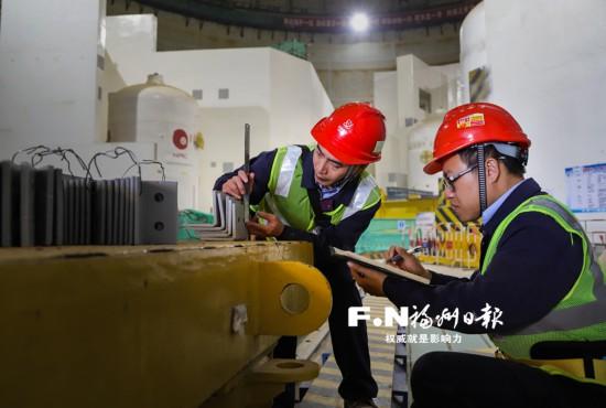 """福清核电设备安装 """"工匠人"""" :毫厘之间的匠心传承"""