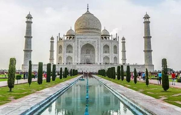 印度泰姬陵开始限时参观 游览一次最多逗留3小时
