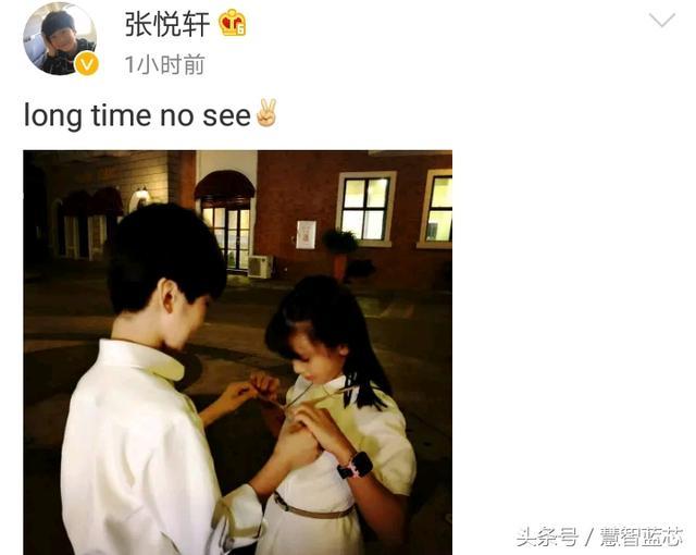 认识天天和森碟是在2013年湖南卫视播出的《爸爸去哪儿》,一开始天天