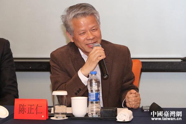 郁慕明:新党愿作服务者 帮助大陆台商更好发展