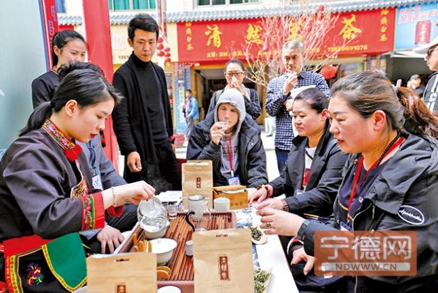 福鼎白茶:一缕茶香飘四海 十年求索品牌路